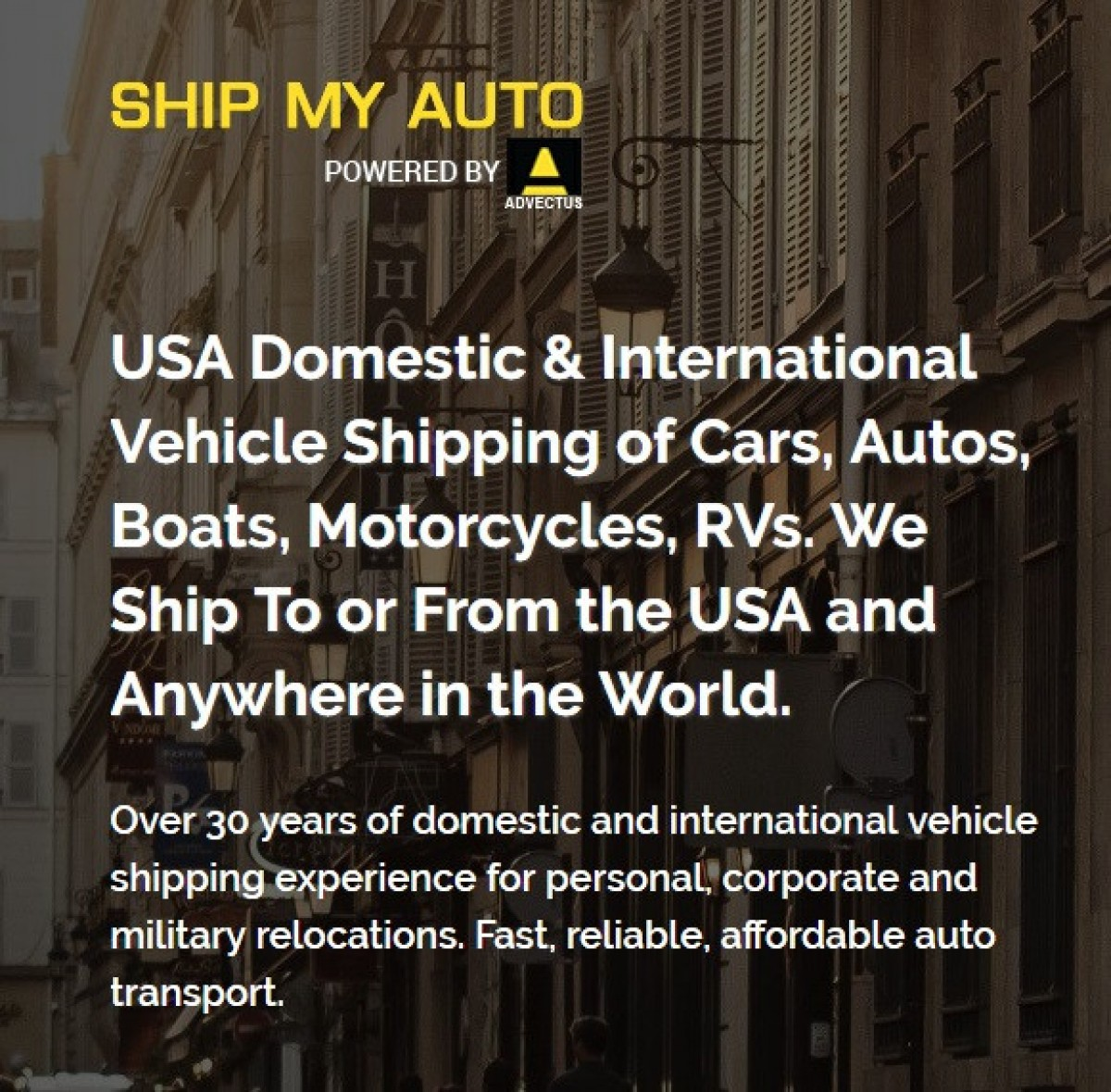 Car Shipping Quote: Car Shipping Quotes